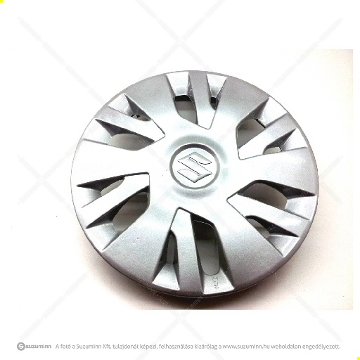 """autó felszerelések, extrák, butik / felnik / Suzuki Dísztárcsa 14"""" design 1DB (Suzuki-Maruti alkatrész), cikkszám: M43250-74L00"""
