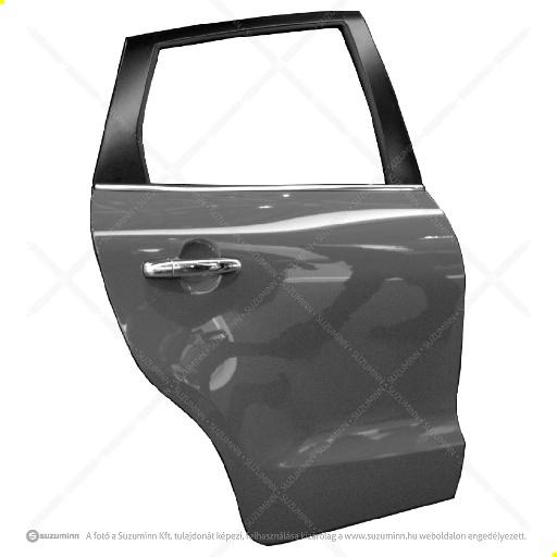 karosszéria / ajtók és tartozékai / Suzuki Baleno 2016-tól bal hátsó ajtó (Suzuki-Maruti alkatrész), cikkszám: 68004M68P00