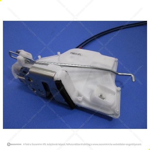 karosszéria / zárak / Suzuki Swift, Splash, SX4 bal első ajtózár (Suzuki-Maruti alkatrész), cikkszám: M82202-62J41