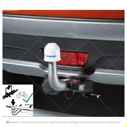 autó felszerelések, extrák, butik / védelem, ápolás / Suzuki S-Cross vonóhorog