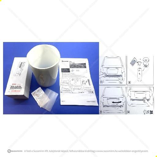 autó felszerelések, extrák, butik / védelem, ápolás / Suzuki SX4 hátsó lökhárító védő