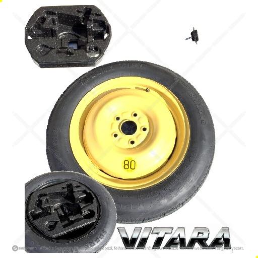 futómű / felnik / Suzuki Vitara pótkerék készlet