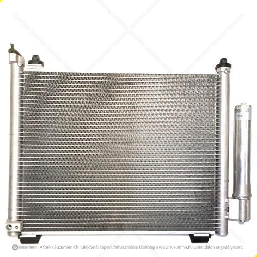 hűtés, fűtés, klíma / klíma rendszer / Suzuki  Wagon R+ klíma hűtő