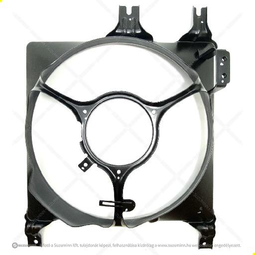 hűtés, fűtés, klíma / vízhűtő / Suzuki Alto hűtő ventilátor keret