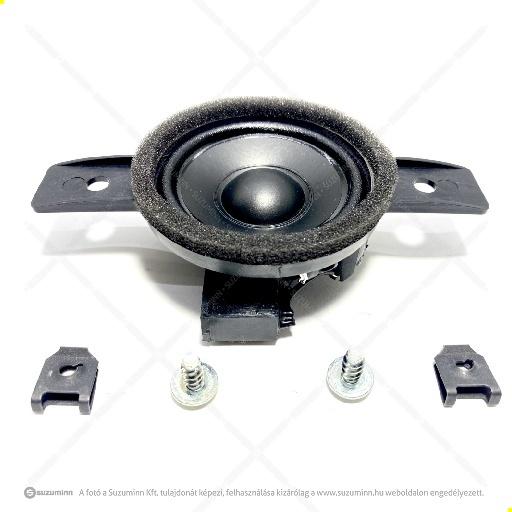 kapcsolók / rádió, antenna / Suzuki hangszóró és beépítő készlet