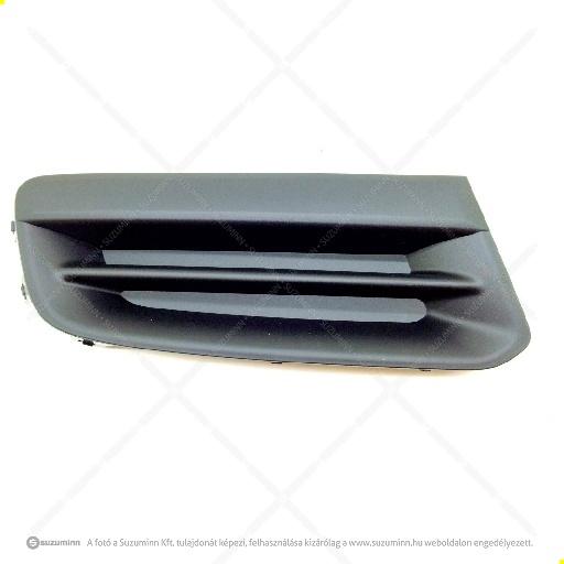 karosszéria / első lökhárító és részei / Suzuki Splash 2008-11 ködlámpa burkolat jobb (gyári, eredeti alkatrész), cikkszám: 71751-51K00-5PK