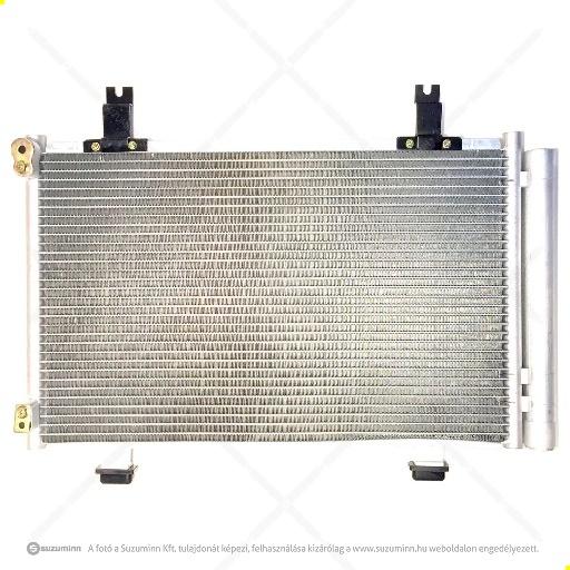 hűtés, fűtés, klíma / klíma rendszer / Suzuki Swift klímahűtő