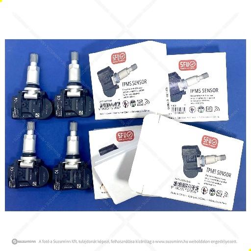 futómű / felnik / Suzuki TPMS szenzor készletben (utángyártott prémium alkatrész), cikkszám: U43139-61M00-SET