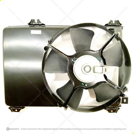 hűtés, fűtés, klíma / vízhűtő / Suzuki Swift hűtőkeret komplett