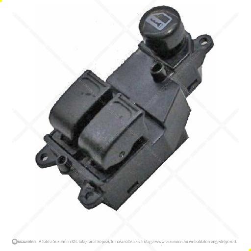 kapcsolók / vezérlők, jeladók / Suzuki Ignis,Wagon R + Ablakemelő kapcsoló Bal első (utángyártott prémium alkatrész), cikkszám: U37990-86G00
